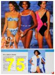 1986 Sears Spring Summer Catalog, Page 75