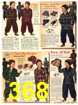 1940 Sears Fall Winter Catalog, Page 368