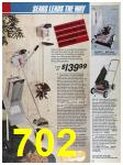 1986 Sears Spring Summer Catalog, Page 702