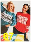 1987 Sears Fall Winter Catalog, Page 67