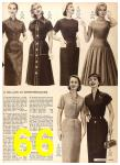 1956 Sears Fall Winter Catalog, Page 66
