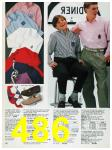 1988 Sears Fall Winter Catalog, Page 486