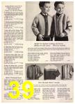 1965 Sears Fall Winter Catalog, Page 39