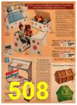 1974 Sears Christmas Book, Page 508
