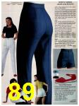 1981 Sears Spring Summer Catalog, Page 89