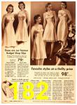 1942 Sears Spring Summer Catalog, Page 182
