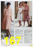 1985 Sears Spring Summer Catalog, Page 167