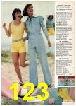 1977 Sears Spring Summer Catalog, Page 123