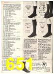 1974 Sears Fall Winter Catalog, Page 651
