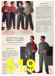 1960 Sears Fall Winter Catalog, Page 519