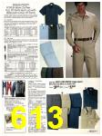 1982 Sears Fall Winter Catalog, Page 613
