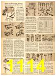 1958 Sears Fall Winter Catalog, Page 1114