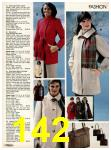 1982 Sears Fall Winter Catalog, Page 142