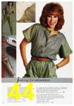 1985 Sears Spring Summer Catalog, Page 44