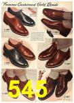 1956 Sears Fall Winter Catalog, Page 545