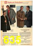 1962 Sears Fall Winter Catalog, Page 635