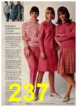 1965 Sears Fall Winter Catalog, Page 237