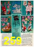 1969 Montgomery Ward Christmas Book, Page 259