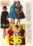 1962 Sears Fall Winter Catalog, Page 136