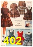 1963 Sears Fall Winter Catalog, Page 402