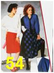 1985 Sears Fall Winter Catalog, Page 54