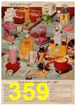 1974 Montgomery Ward Christmas Book, Page 359