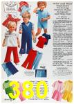 1972 Sears Spring Summer Catalog, Page 380
