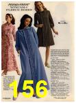 1972 Sears Fall Winter Catalog, Page 156