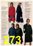 1965 Sears Fall Winter Catalog, Page 273