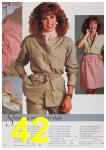 1985 Sears Spring Summer Catalog, Page 42