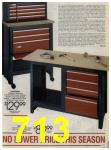 1984 Sears Spring Summer Catalog, Page 713