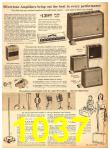 1958 Sears Fall Winter Catalog, Page 1037