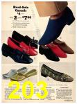1973 Sears Fall Winter Catalog, Page 203