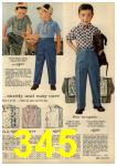 1961 Sears Spring Summer Catalog, Page 345