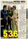 1974 Sears Spring Summer Catalog, Page 536