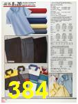 1986 Sears Fall Winter Catalog, Page 384