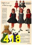 1962 Sears Fall Winter Catalog, Page 418