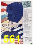 1985 Sears Fall Winter Catalog, Page 561