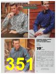 1991 Sears Fall Winter Catalog, Page 351