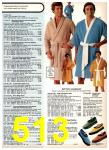 1977 Sears Spring Summer Catalog, Page 513