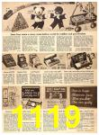 1956 Sears Fall Winter Catalog, Page 1119