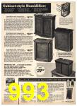 1975 Sears Fall Winter Catalog, Page 993