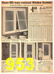 1942 Sears Spring Summer Catalog, Page 953