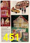 1982 Montgomery Ward Christmas Book, Page 451
