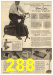 1961 Sears Spring Summer Catalog, Page 288