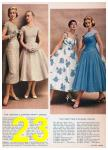 1957 Sears Spring Summer Catalog, Page 23