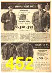 1940 Sears Fall Winter Catalog, Page 452