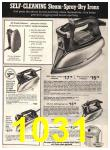 1974 Sears Fall Winter Catalog, Page 1031