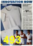 1985 Sears Spring Summer Catalog, Page 493