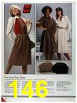 1986 Sears Fall Winter Catalog, Page 146